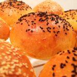 Pšenično celoražný chlieb, bez rozkvasu